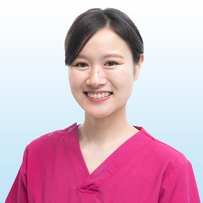 歯科助手 武田 亜貴子
