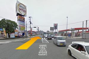 阪神高速出口