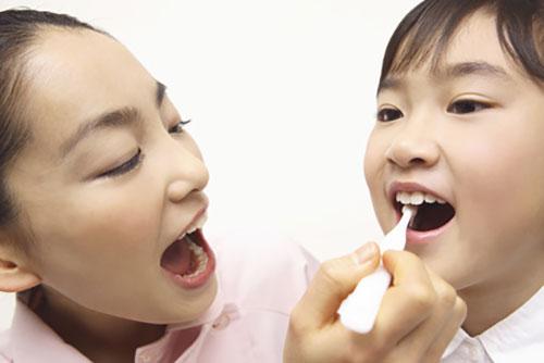 12才までのお子様の歯