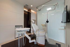 加古川アップル歯科院内 待合室