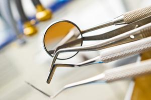 歯医者の器具