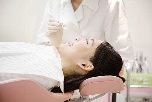歯の定期検診