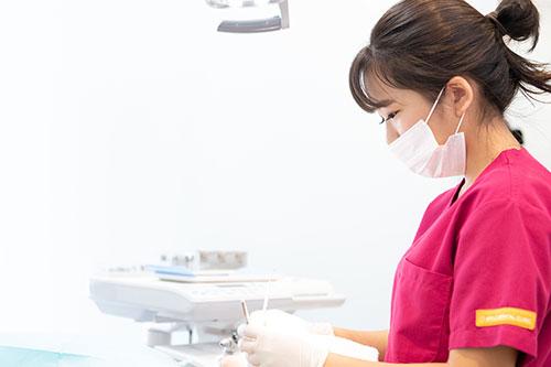 加古川アップル歯科の定期検診