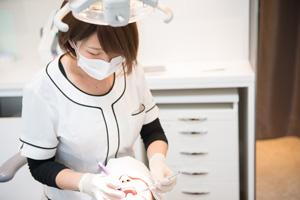 歯周病の治療法