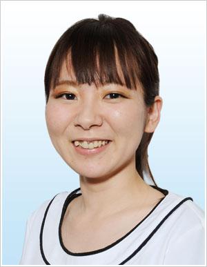 歯科助手 前田 和可子