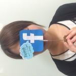 Facebookしてます!